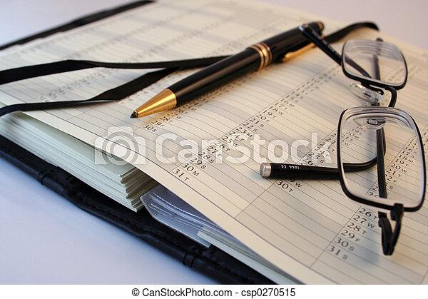 Business planner  - csp0270515