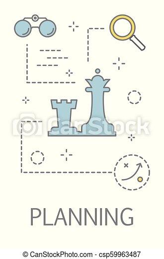 Business planning concept - csp59963487