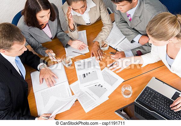 Business planning - csp1191711