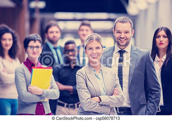 business poeple group - csp56078713