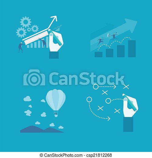 Business presentation - csp21812268
