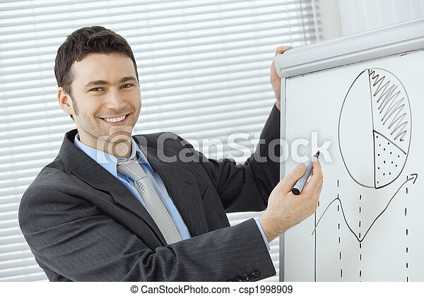 Business presentation - csp1998909