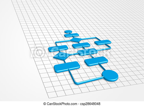 Business process workflow diagram vector illustration of drawing business process workflow diagram csp28648048 ccuart Image collections