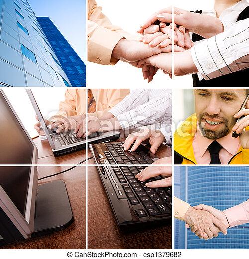 business  professionals - csp1379682