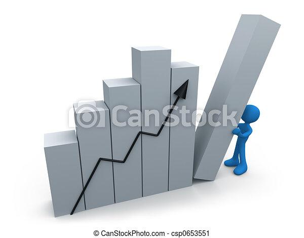 Business progress - csp0653551