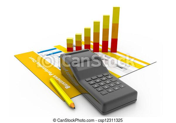 Business report - csp12311325