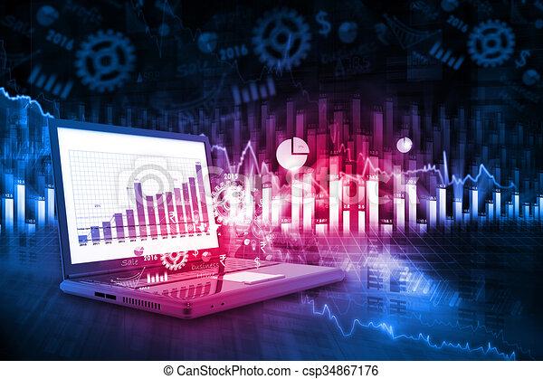 Business report - csp34867176