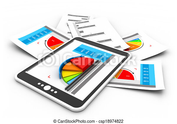business reports graph clip art search illustration drawings rh canstockphoto com record clip art free record clip art