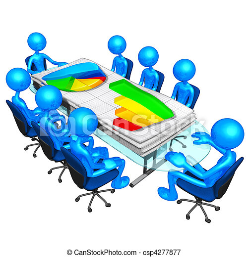 business reports meeting a concept and presentation stock rh canstockphoto co uk