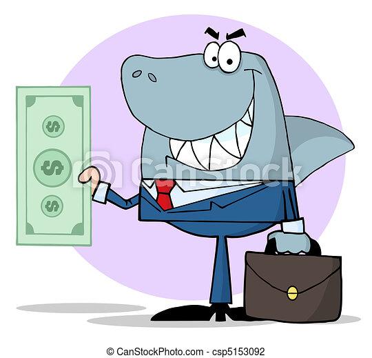 Business Shark Holding Cash  - csp5153092