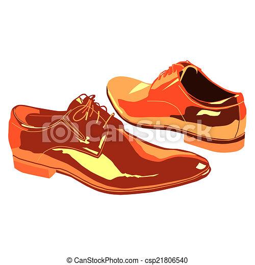 business shoes for men - csp21806540