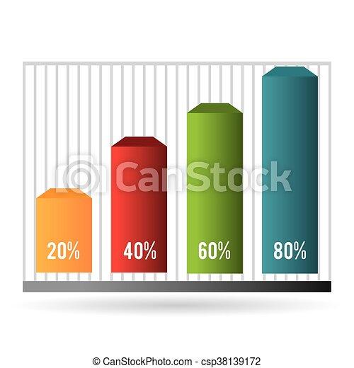 Business statistics design. - csp38139172