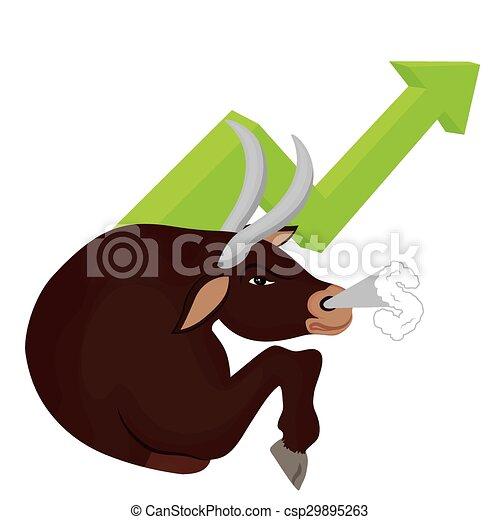 Business stock exchange. - csp29895263