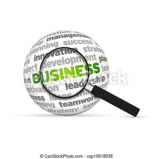 Business - csp10618038