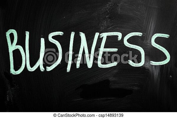 Business - csp14893139