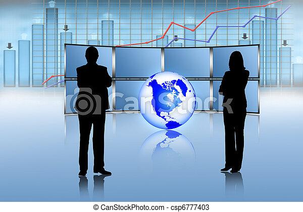 business - csp6777403