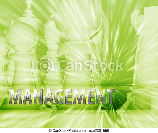 Business strategy illustration - csp2301558