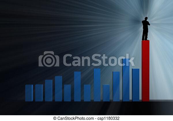 business success - csp1180332