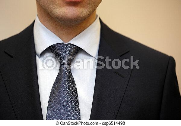 Business suit - csp6514498