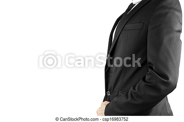 Business suit - csp16983752