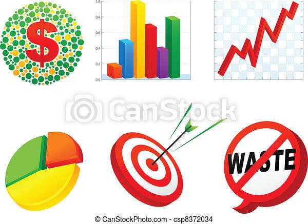 Business Symbol - csp8372034
