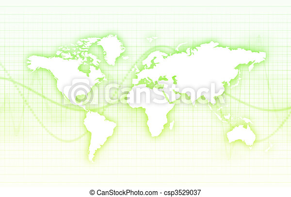 Business System Abstract Background - csp3529037