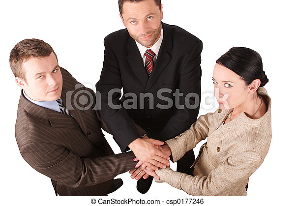 business team 4 - csp0177246