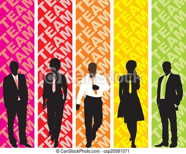 Business team - csp20581571