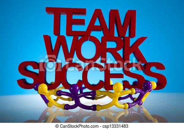 Business team - csp13331483