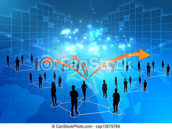 Business team  - csp13979769