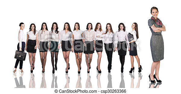 Business Team - csp30263366