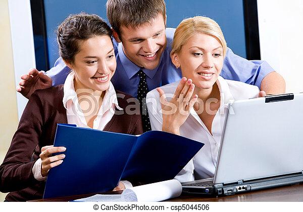 Business team - csp5044506