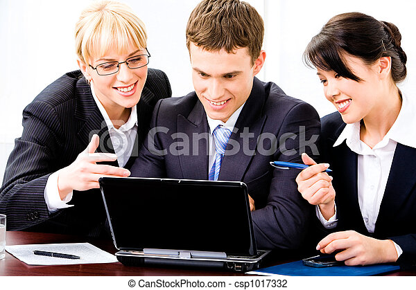 Business team - csp1017332