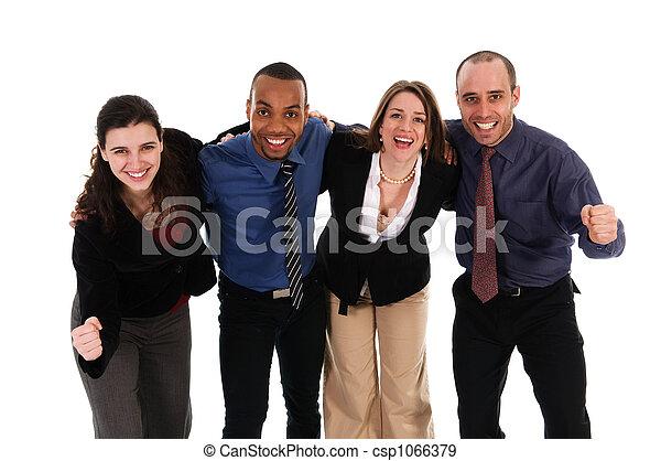 Business Team - csp1066379
