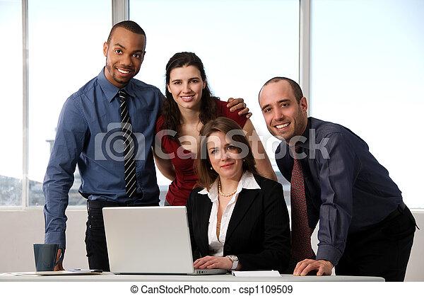 Business Team - csp1109509
