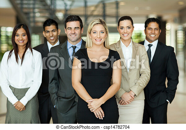 business team - csp14782704