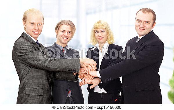 business team - csp15196600