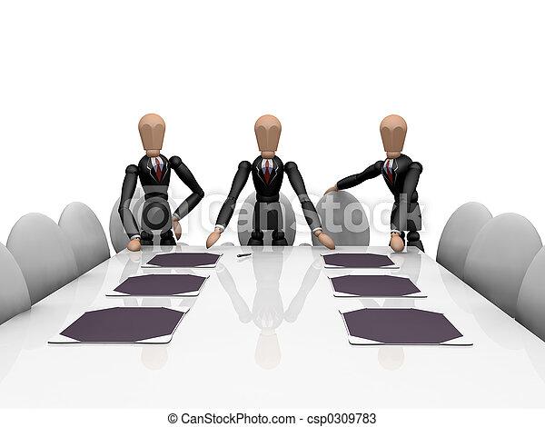 Business team - csp0309783