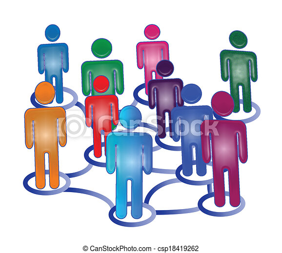 business teamwork logo business teamwork process icon clip art rh canstockphoto ie