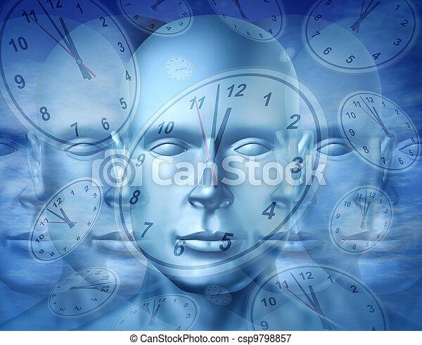 Business Time Management - csp9798857
