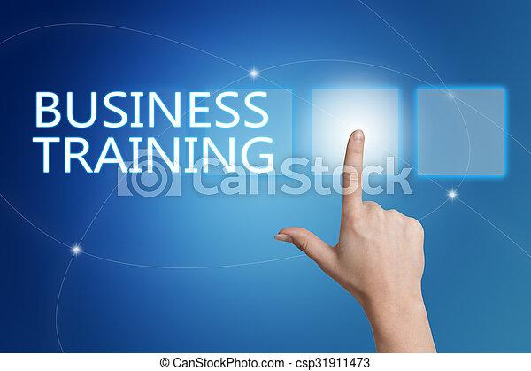 Business Training - csp31911473