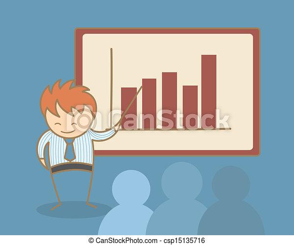 business training - csp15135716