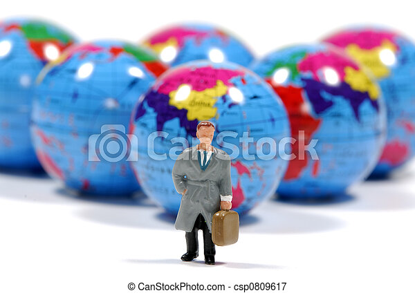 Business Travel - csp0809617