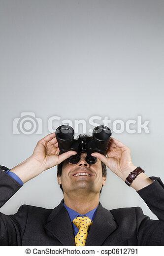 business, vision - csp0612791