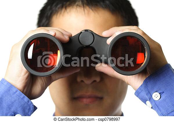 business, vision - csp0798997