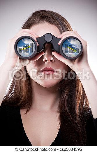 business, vision - csp5834595