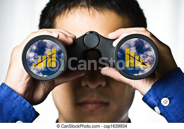 business, vision - csp1639934