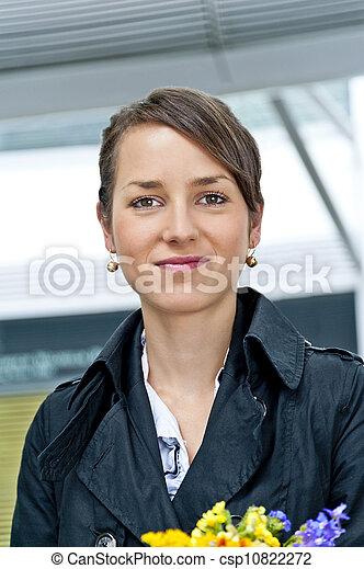 Business Woman - csp10822272