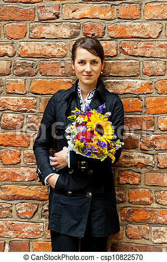 Business Woman - csp10822570