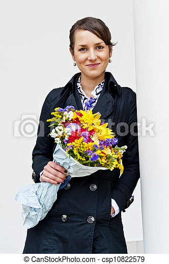 Business Woman - csp10822579